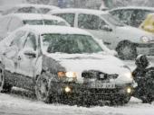 Hófúvás tombol az országban