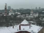 Bekeményített a tél Oroszországban