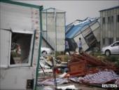 Erős viharok tépázták meg Kína délkeleti tartományait