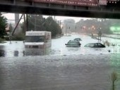 Videók a vasárnapi New York-i esőzésről